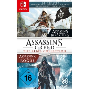 Assassins Creed The Rebel Collection, Switch