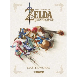 The Legend of Zelda - Breath of the Wild - Master Works,...