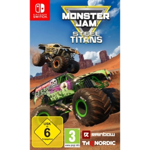 Monster Jam Steel Titans, Switch