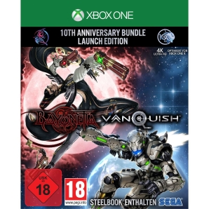 Bayonetta & Vanquish 10th Anniversary Bundle Limited...