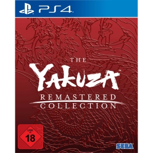 The Yakuza Remastered Collection Day One Edition, Sony PS4