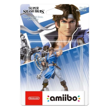 Nintendo amiibo Super Smash Bros Figur RICHTER