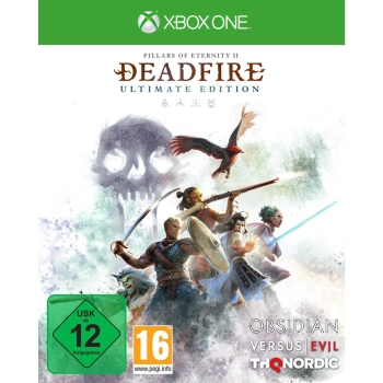 Pillars of Eternity II: Deadfire - Ultimate Edition, Microsoft Xbox One