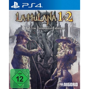 La-Mulana 1 & 2 Hidden Treasures Edition, Sony PS4