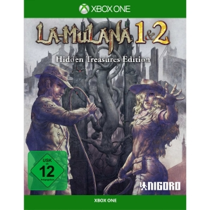 La-Mulana 1 & 2 Hidden Treasures Edition, Microsoft Xbox One