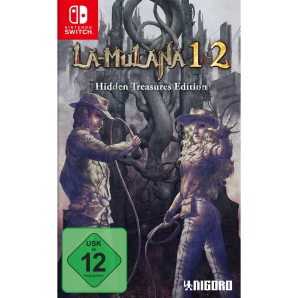 La-Mulana 1 & 2 Hidden Treasures Edition, Nintendo Switch