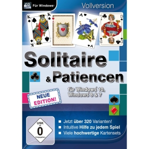 Solitaire & Patiencen für Windows 10 Neue Edition, PC