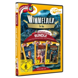 Wimmelbild 3er Box Volume 19, PC