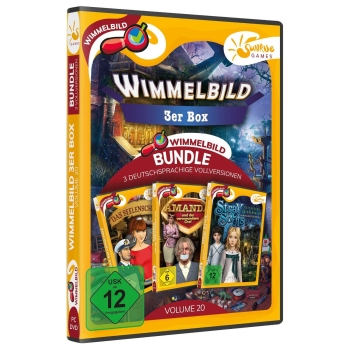 Wimmelbild 3er Box Volume 20, PC