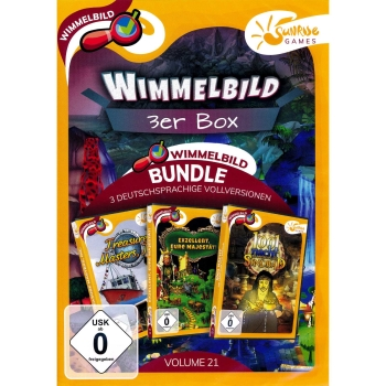 Wimmelbild 3er Box Volume 21, PC