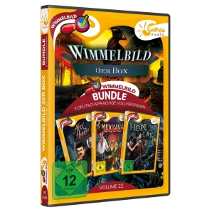 Wimmelbild 3er Box Volume 22, PC