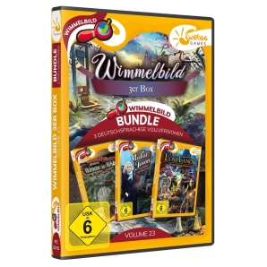 Wimmelbild 3er Box Volume 23, PC