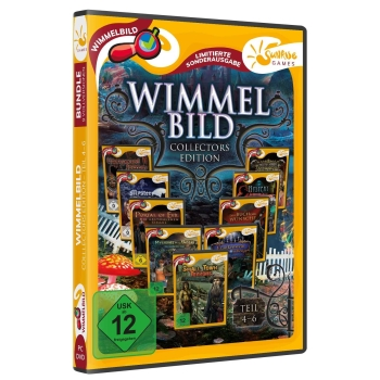 Wimmelbild 3er Box Volume 04+05+06 Collectors Edition, PC