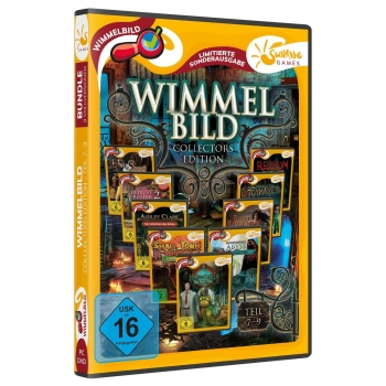 Wimmelbild 3er Box Volume 07+08+09 Collectors Edition, PC