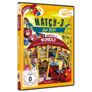 Match-3 6er Box Volume 07, PC