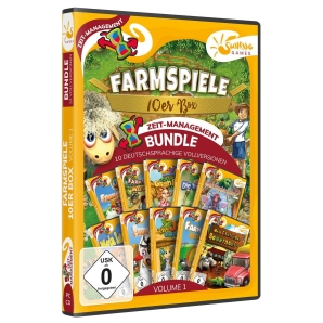 Farmspiele 10er Box Volume 01, PC