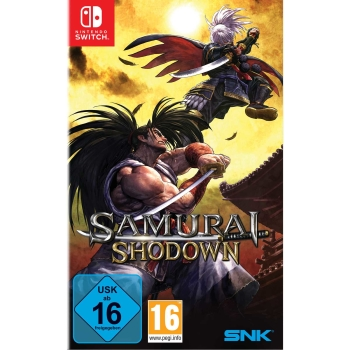 Samurai Shodown, Switch