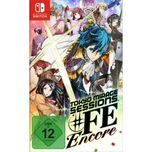 Tokyo Mirage Session #FE Encore, Switch