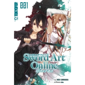 Sword Art Online Aincrad, Light Novel Band 1