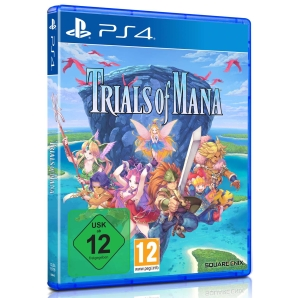 Trials of Mana, Sony PS4
