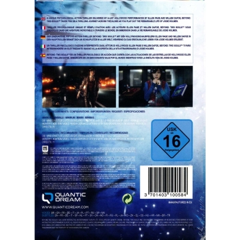 Beyond Two Souls, PC