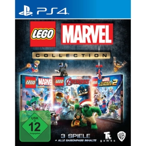 Lego Marvel Collection, Sony PS4