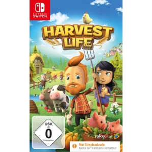 Harvest Life (Code in a Box), Switch
