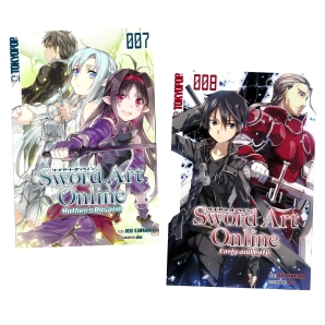 Sword Art Online Light Novel 7 und 8