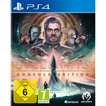 Stellaris Console Edition, Sony PS4