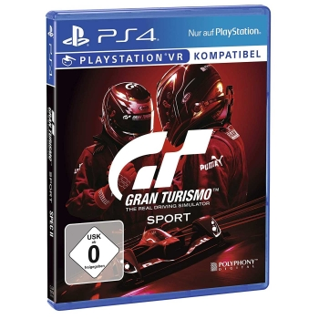 Gran Turismo Sport Special II, Sony PS4