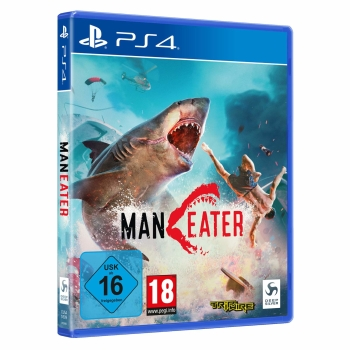 Maneater Day One Edition, Sony PS4