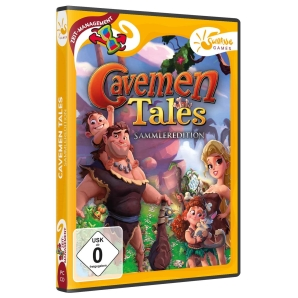 Cavemen Tales Sammleredition, PC