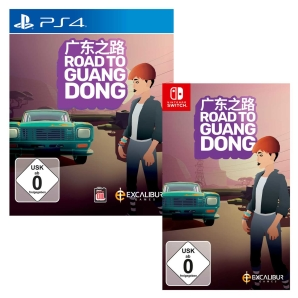 Road to Guangdong, PS4/Switch