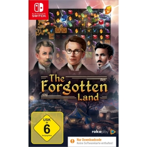 The Forgotten Land (Code in a Box), Switch