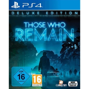 Those Who Remain Deluxe, Sony PS4