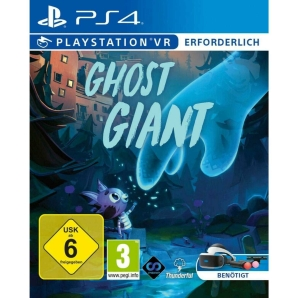 Ghost Giant VR erforderlich, Sony PS4
