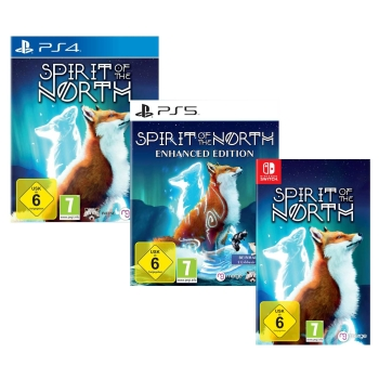 Spirit of the North, PS4/Switch