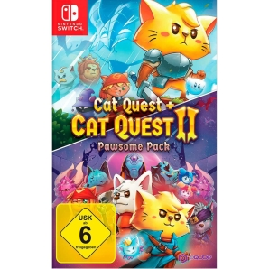 Cat Quest 2 Pawsome Pack (inkl. Cat Quest 1), Nintendo...