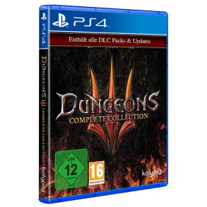 Dungeons 3 Complete Collection, Sony PS4