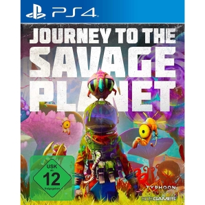 Journey to the Savage Planet, Sony PS4