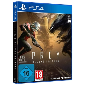 Prey Deluxe Edition, Sony PS4