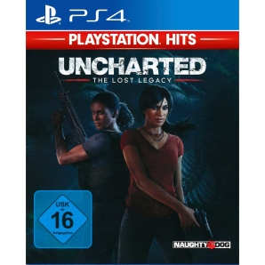 Uncharted - The Lost Legacy, Sony PS4