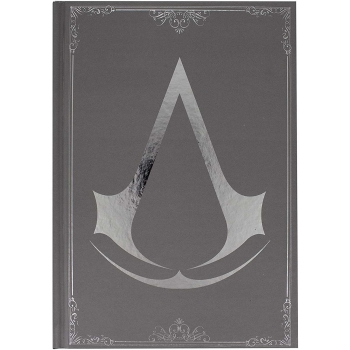 Assassins Creed Logo Notizbuch