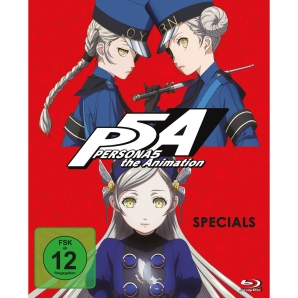 PERSONA5 the Animation The Specials BluRay