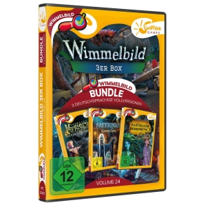 Wimmelbild 3er Box Volume 24, PC