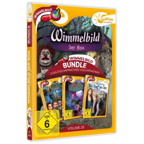 Wimmelbild 3er Box Volume 25, PC