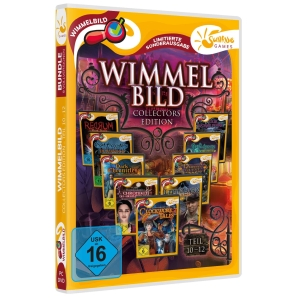 Wimmelbild 3er Box Volume 10+11+12 Collectors Edition, PC