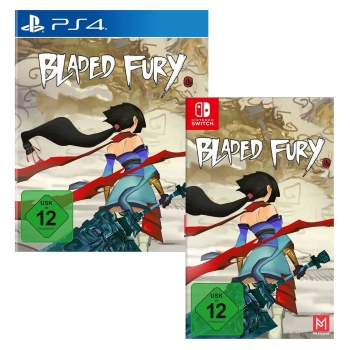 Bladed Fury, PS4/Switch