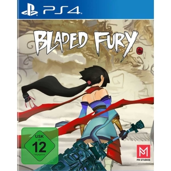 Bladed Fury, Sony PS4