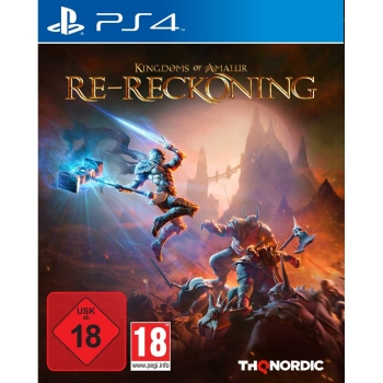Kingdoms of Amalur Re-Reckoning, Sony PS4